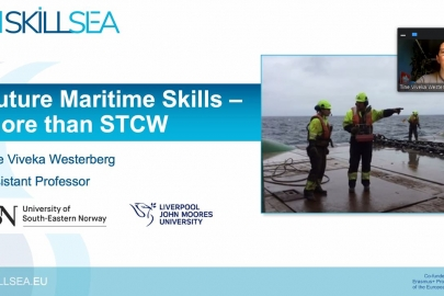 SkillSea present at IAMU Webinar on future competencies