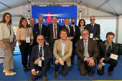 SkillSea present at SeaFuture ¬- Exhibition & Business Convention in La Spezia, Italy