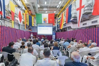SeaFuture ¬- Exhibition & Business Convention (La Spezia, Italy) – 28 September 2021