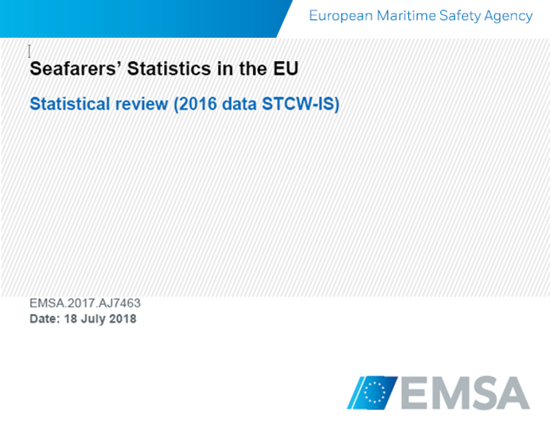 Seafarer Statistics in the EU - Statistical review (2016 data STCW-IS)